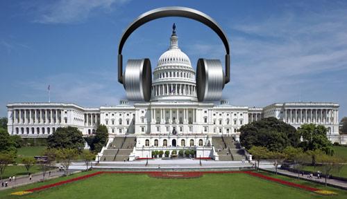 Government Shut Down-Music Still Going